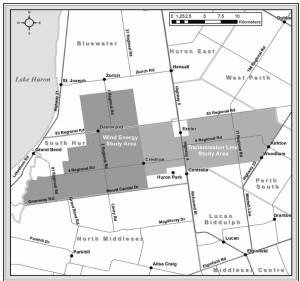 Goshen transmission map