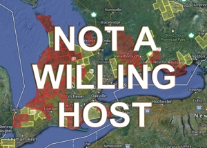 not a willing host MAP