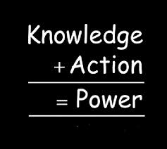 knowledge action power